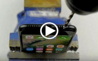 La broma que est� destrozando muchos iPhone 7