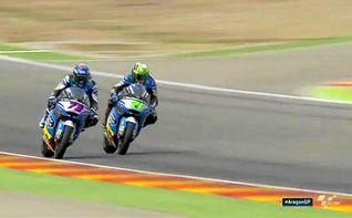 Lowes vence en Moto2 por delante de �lex M�rquez y Rins se acerca a Zarco