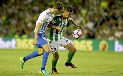 El de Plasencia se ha convertido en uno de los futbolistas m�s destacados en el Betis a lo largo de este arranque liguero.