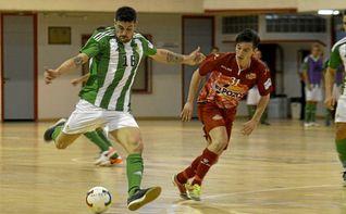 El Real Betis Futsal se estrena en la Copa del Rey