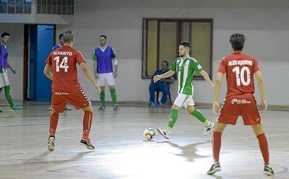 El Real Betis Futsal pone fin a una semana negra después de la previa eliminación copera en Ceuta.