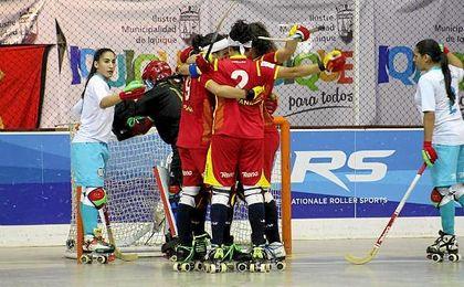 El combinado español no ha llegado a conocer la derrota en el torneo.