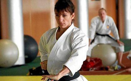 Sandra Sánchez es la vigente campeona de Europa y de los Juegos Europeos.