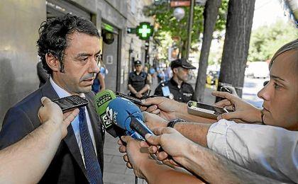 Aranzábal renuncia a presentar su candidatura a la presidencia de LaLiga.