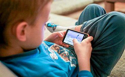 Cada vez más, las nuevas generaciones parecen destinadas a crecer con la tecnología en sus vidas.