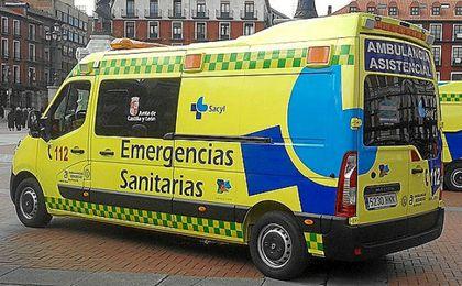 Servicios de Emergencias de Castilla y Le�n.