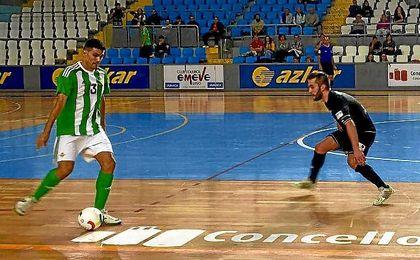 El Real Betis Futsal pele� en Lugo, pero se vino sin premio tras un mal final de partido.