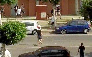 El Almer�a expulsar� a violentos que participaron en pelea con levantinistas