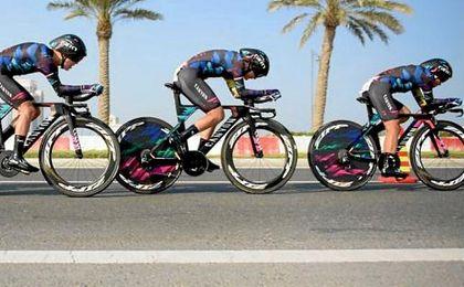 Imagen de una de las etapas del Mundial de 2016 en Doha.