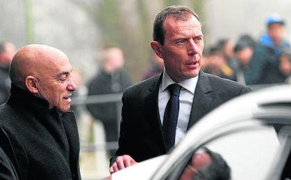Imagen de archivo del responsables de Relaciones Institucionales del Real Madrid.