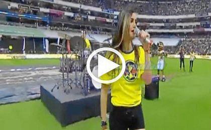 Acusan al América mexicano de plagiar el himno del centenario del Sevilla