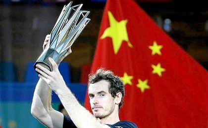 Murray obtiene 640 puntos que le colocan a 2.415 puntos de Novak Djokovic.