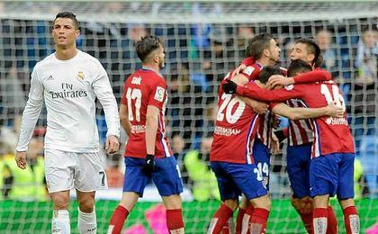 El Real Madrid no doblega al Atl�tico desde 2013 en la competici�n dom�stica.