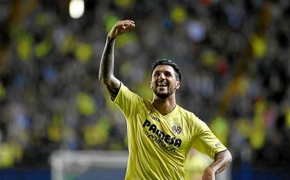 """Soriano: """"Todo esto es nuevo para mí y debo adaptarme poco a poco a esta forma de jugar""""."""