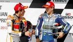 Lorenzo: �No pude ver a M�rquez tras la carrera, pero ha estado impecable�