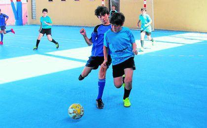 Juegos Deportivos Municipales.