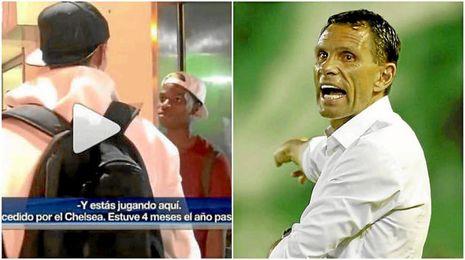 """Poyet y el encuentro de Musonda con Ronaldo: """"Yo no lo hubiera hecho"""""""