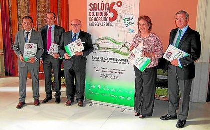 El 6º Salón del Motor de Ocasión se celebrará en Sevilla del 28 de octubre al 1 de noviembre.