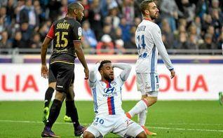 El Guingamp agudiza el mal momento del Lyon