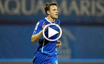 El Dinamo Zagreb se sitúa a tres puntos del líder Rijeka