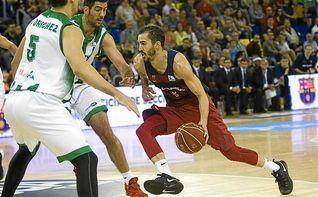 Barcelona 80-58 Betis Baloncesto: F�cil tr�mite para los azulgranas