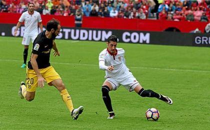 """Escudero aseguró que el equipo está demostrando """"tener identidad""""."""