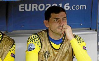 Casillas: �No me he retirado de la selecci�n�