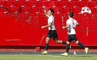 El Sevilla Atl�tico, un filial con mucho tir�n