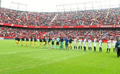 El Sevilla de Sampaoli ha firmado un pleno de triunfos en su feudo.