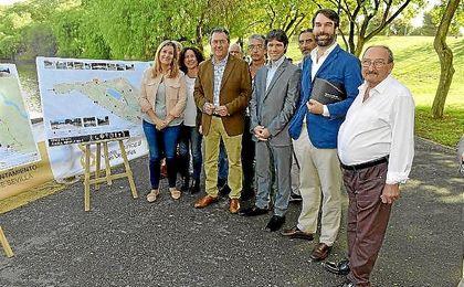 El IMD diseña circuitos deportivos para los principales parques de Sevilla.