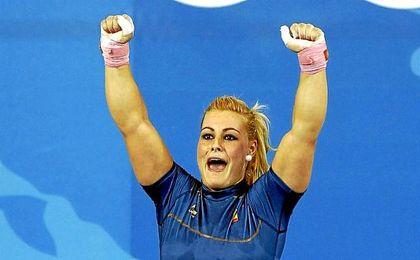 Lidia Valentín será oro tras dopaje de sus rivales en Londres.