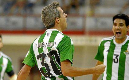 El Betis Futsal espera el apoyo de su afición.