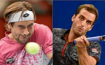 Ferrer se enfrentará al serbio Viktor Troicki y Ramos lo hará con el francés Tsonga.