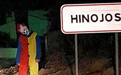 Una imagen del Payaso de Hinojos.
