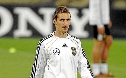 El alemán es el máximo goleador de la historia de su selección.