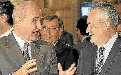 El PP-A ha pedido prisión para los expresidentes de la Junta.