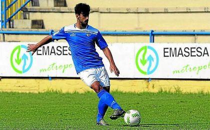 El centrocampista palaciego ha vuelto esta temporada al Écija.