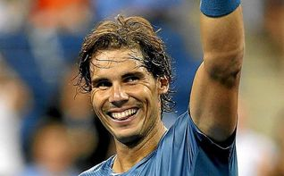 Nadal, ´dispuesto a morir´ para volver a ganar títulos
