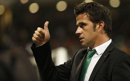 Marco Silva, en su etapa en el Sporting