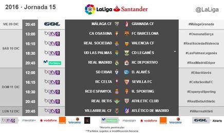 Conoce el horario del Betis-Athletic de la jornada 15