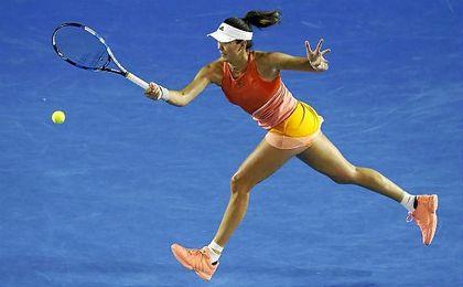 La vigente campeona de Roland Garros finalizó su temporada con su pronta eliminación en el ´torneo de las maestras.