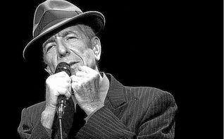 Fallece el cantautor canadiense Leonard Cohen a los 82 años de edad