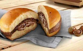 Hamburguesas de Nutella, la última moda en Italia