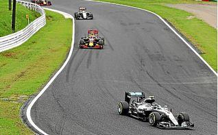 Rosberg lidera los terceros entrenamientos libres del Gran Premio de Brasil