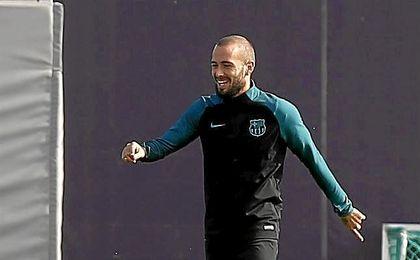 El año pasado, por estas mismas fechas, Monchi buscaba un futbolista similar a Aleix para el mercado invernal.