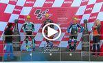 Binder cierra el Mundial con triunfo en Moto3 por delante Mir, mejor ´rookie´
