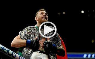 McGregor hace historia en la UFC