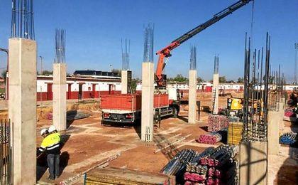 Ya está en marcha la reforma integral de la Ciudad Deportiva del Sevilla F.C.