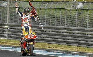 Márquez: ´Lorenzo era más peligroso en Yamaha que en Ducati´