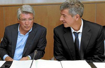 """El presupuesto se ha """"elaborado según las normas de control económico de la LFP y de la UEFA""""."""